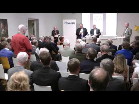 Boklansering: Kalla kriget 2.0 -- Ryssland rustar