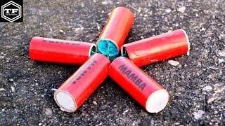 5 MAMBA FIRECRACKERS BURST / 5 MAMBE U RAFALU
