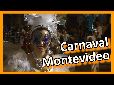 Uruguay - Carnaval Montevideo 2016