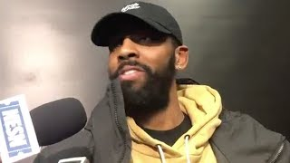 Kyrie Irving Says He Called Lebron James to APOLOGIZE For NOT Appreciating His Leadership!