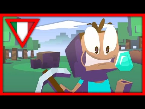 MINECRAFT LOGIC (Cartoon Animation) [ITA]
