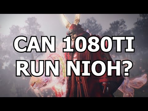 How well does Nioh run on PC? Nioh Steam version overview