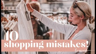 10 SHOPPING MISTAKES TO AVOID THIS BLACK FRIDAY 2019 // Fashion Mumblr