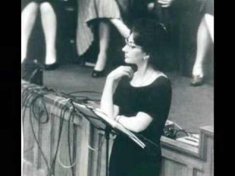 "Giuseppe Verdi: Macbeth, Vieni t'affretta, Or tutti sorgete - Maria Callas ""Live"" 1952"