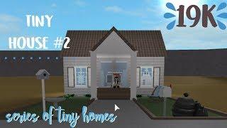 [BLOXBURG] Tiny House #2 (Series of Tiny Homes)