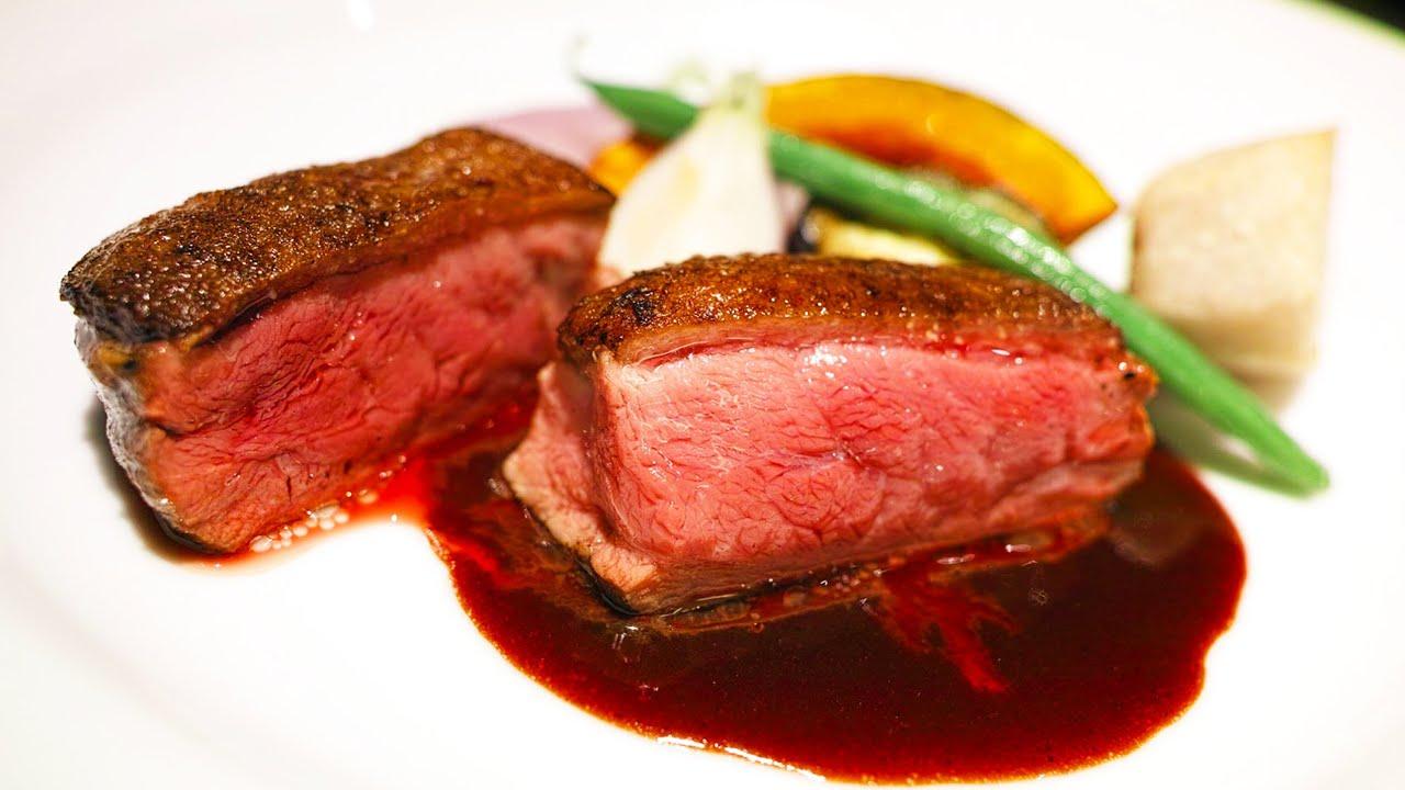 Вишневый соус к мясу на зиму. Вы должны это приготовить!