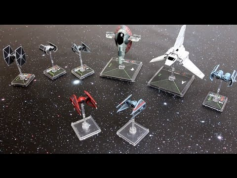 Star Wars: X-Wing Miniatures Game Review - Starlit Citadel Reviews .