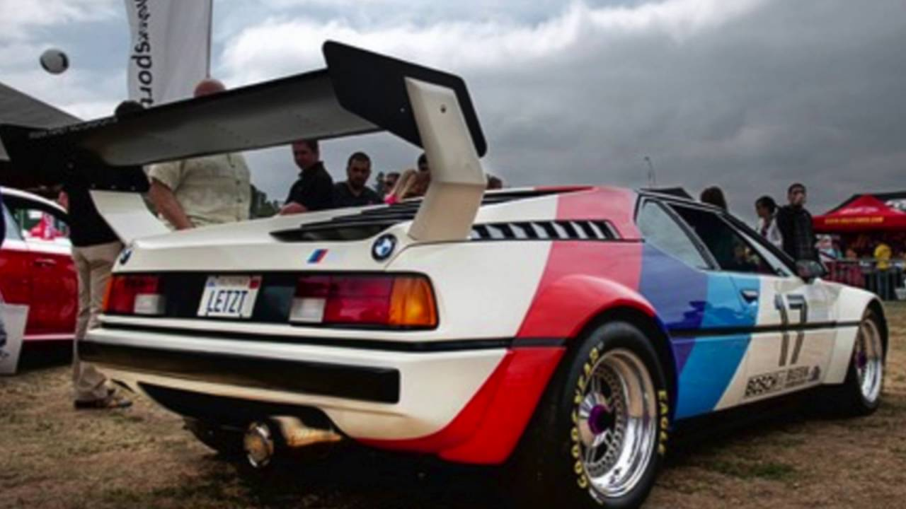 BMW M1 For Sale >> Bmw M1 For Sale Production 453 Produced Incl 20 Race Cars