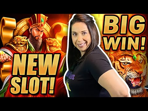 NEW SLOT gives me a BIG WIN !!! WOW - That PAID HOW MUCH !!??