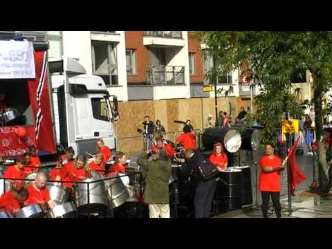 Panorama 2011 Croydon Steel Orchestra - Do Something For Pan