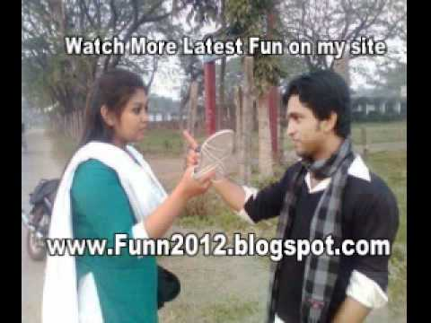 very funny clip girl and boy fight 2012 - YouTube
