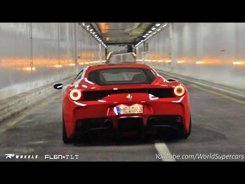 Fi Exhaust Ferrari 458 Speciale KILLER F1 Sound! Louder Than an F1 Car!