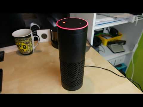 Amazon Echo ausprobiert [Test]