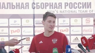 Уличный красава 2019 Встреча со сборной России
