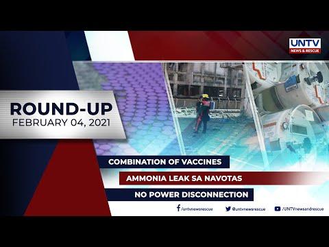 UNTV NEWS ROUNDUP: Mga balitang dapat mong malaman (February 4, 2021)
