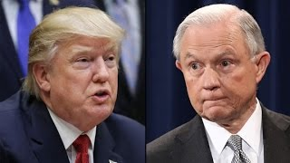 Sessions praises Trump day before testimony Free HD Video