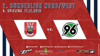 Spiel 5: SSF Dragons Bonn vs. Hannover 96 - Highlights