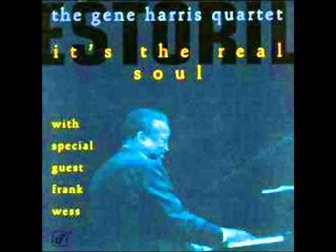 The Gene Harris Quartet   Summertime