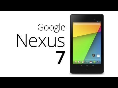 Google Nexus 7 (2013) recenze