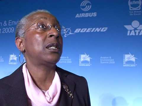 Angela Gittens, Airports Council International (ACI)