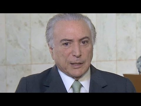 Brazil's vice president speaks to CNN