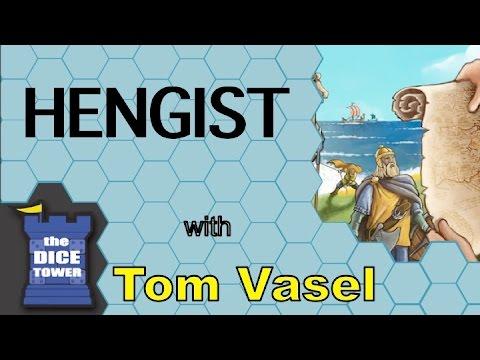 Dice Tower Reviews: Hengist