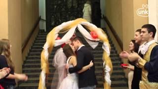 Студенческие свадьбы 2014 [полное видео]
