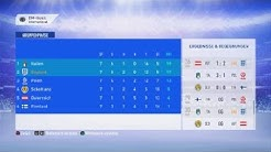 EM-Qualifikation Tabelle nach Gruppe/Spiel 7