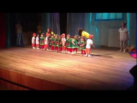 Festa Peixinho Dourado - Infantil 1
