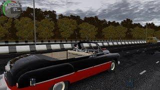 City Car Driving 1.5.5 GAZ-12 (ZIM) Phaeton TrackIR 4 Pro [1080P]
