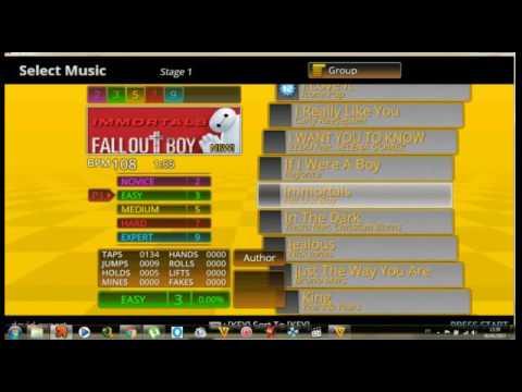 Stepmania Pop Hits songs pack 5 download link