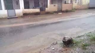 Chuva forte em Itabuna (BA)