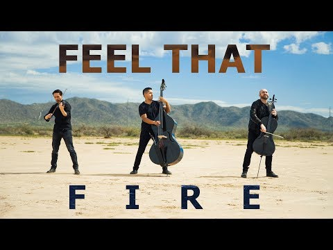 Simply Three - Feel That Fire (Original Song)