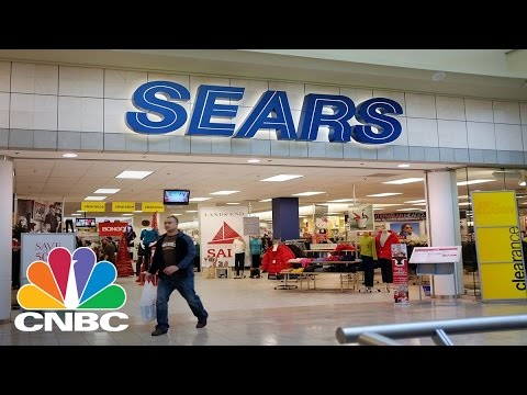 'Substantial Doubt Exists' For Sears' Ability To Continue | CNBC