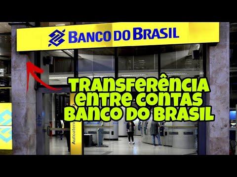 COMO FAZER TRANSFERÊNCIA BANCO DO BRASIL PARA BANCO DO BRASIL