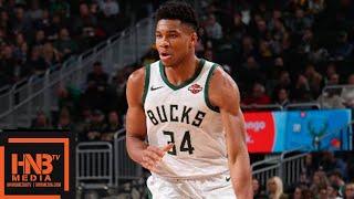 Milwaukee Bucks vs Miami Heat Full Game Highlights | 01/15/2019 NBA Season