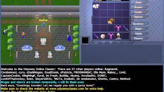 Odyssey Online Classic - Main Theme