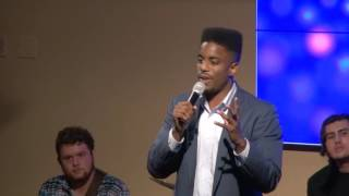 The World Is Yours: The Importance of Hip Hop Culture | Joshua Rowsey | TEDxCaryAcademy