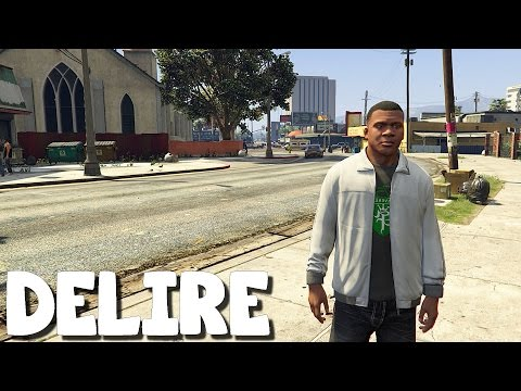(Video-Delire) GTA 5 sur PS4 - Episode 03