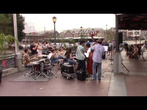 Harborfields High School Jazz Band New Orleans 2017 p4