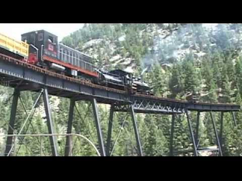 The Best Narrow Gauge Steam Railroad Run by's of 2011 & 2012, Part 1