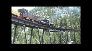 The Best Narrow Gauge Steam Railroad Run by