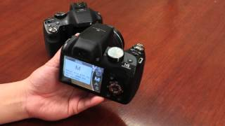 fUJIFILM FINEPIX SL 280 / SL300 / SL240 /  UNBOXING AND REVIEW