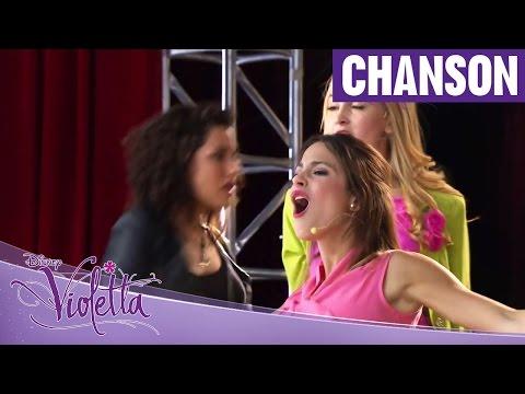 """Violetta saison 2 - """"Juntos somos mas"""" (épisode 9) - Exclusivité Disney Channel"""
