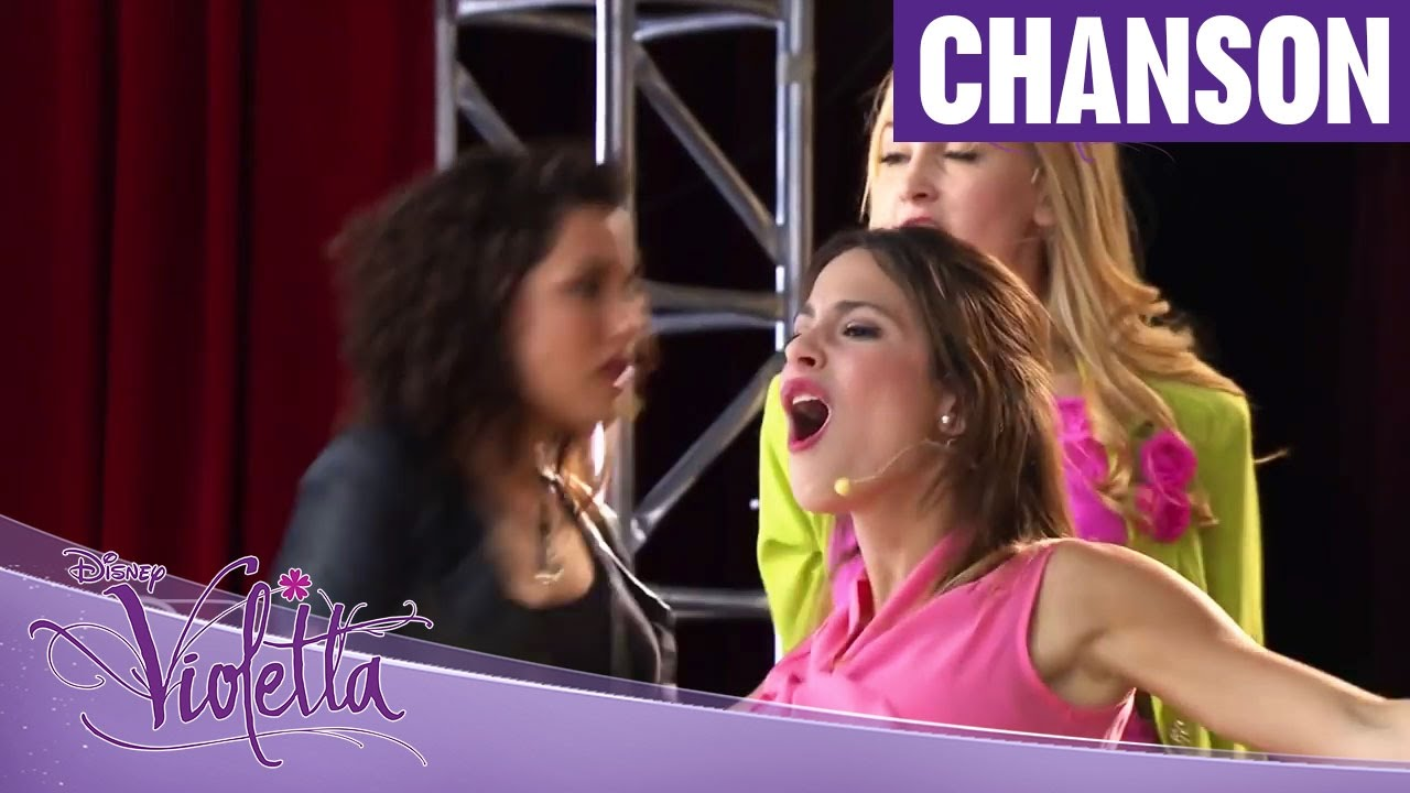 "Violetta saison 2 - ""Juntos somos mas"" (épisode 9) - Exclusivité Disney Channel"
