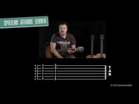 Gitarre Lernen - Tabulatur lesen & verstehen (2016)