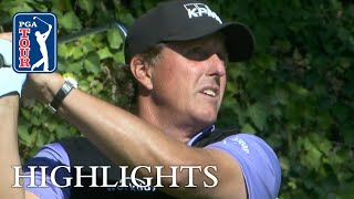 Phil Mickelson's extended highlights | Round 3 | Genesis Open
