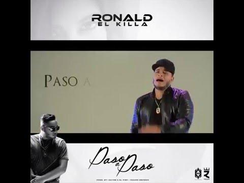 Paso A Paso - Ronald El Killa - (Prod. By Dayme & El High)(Preview)
