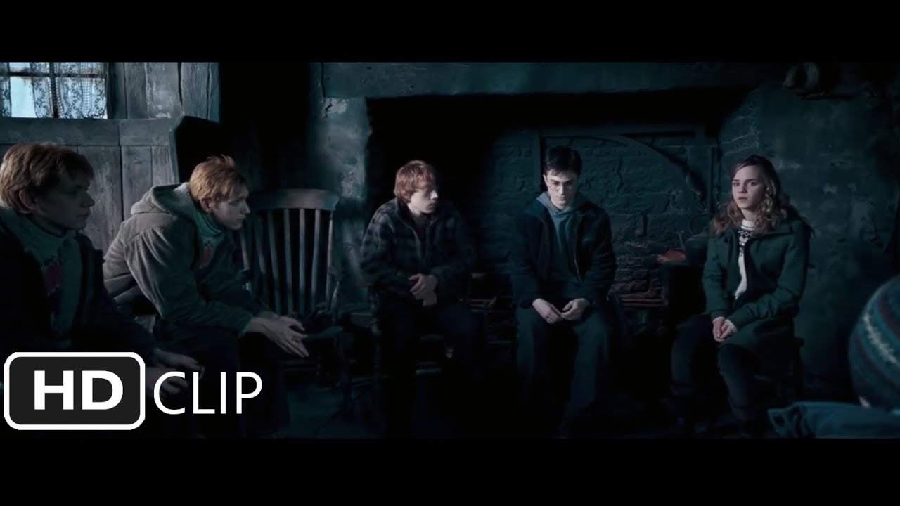 Harry Potter And The Order Of The Phoenix Recreating