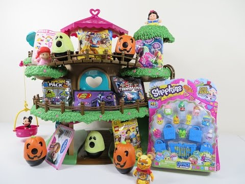 Halloween Shopkins Frozen LPS MLP Lego Disney Blind Bag Surprise Egg